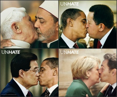 benetton-launches-controversial-unhate-ad-campaign