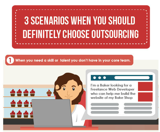3 Outsourcing Scenarios