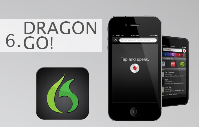 Dragon Go! app