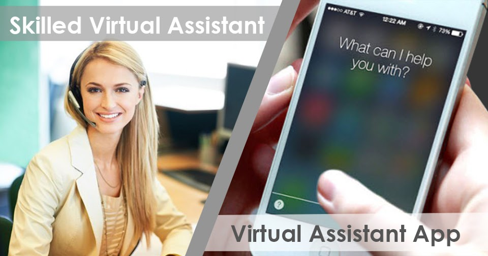 virtual assistants apps vs real va's