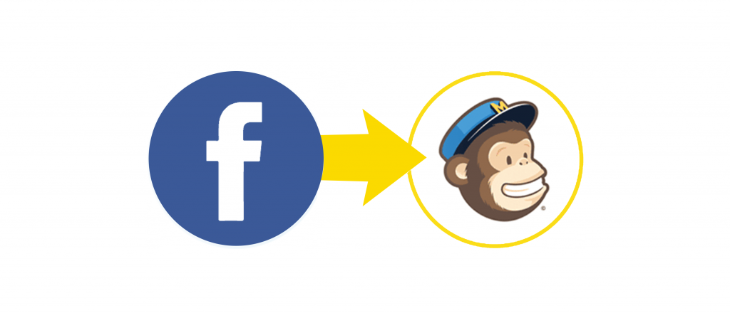 Integrate Facebook adverts in MailChimp