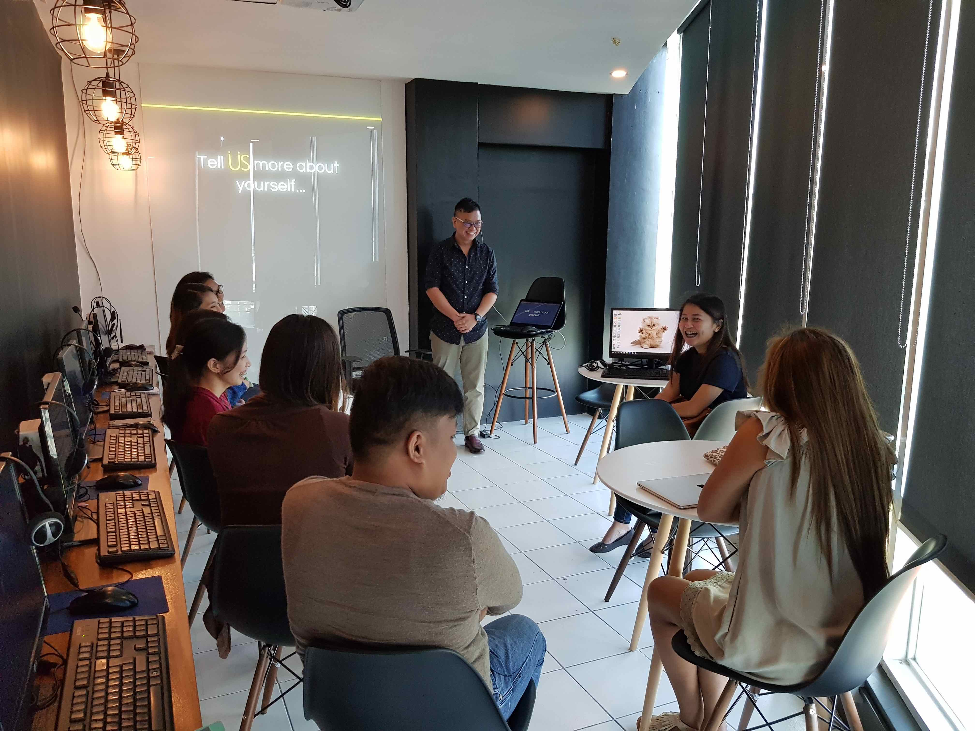 Digital Marketing Training - USource Philippines