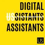 US logo digital assistants