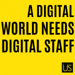 US logo digital staff