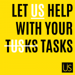 Tasks Us logo variation