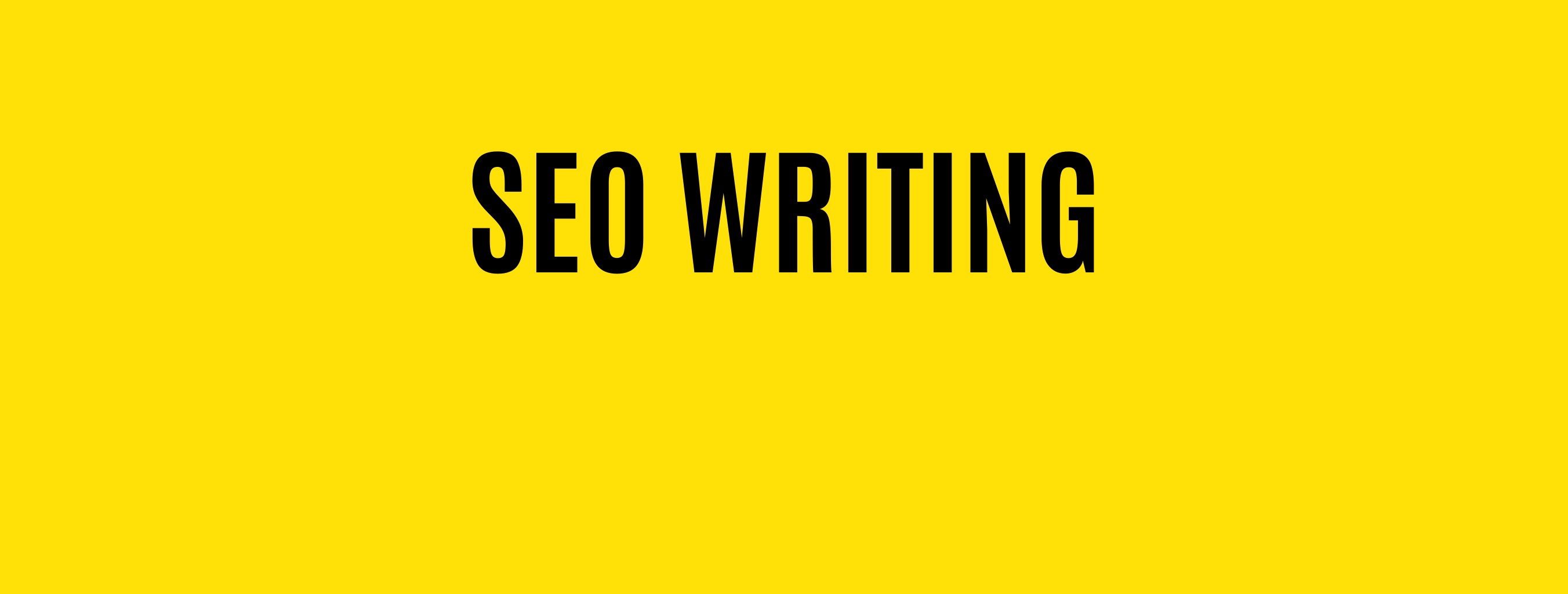 Hire SEO Content Writers