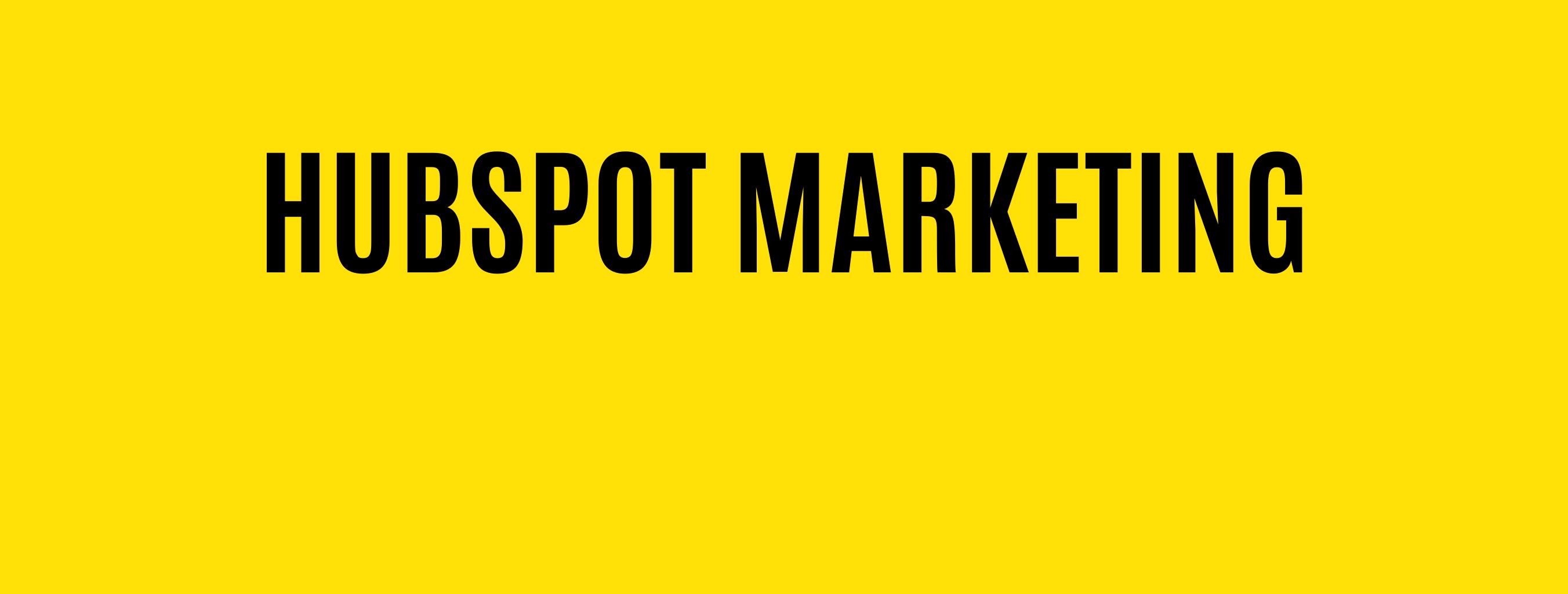 Hire Hubspot Marketing Specialists