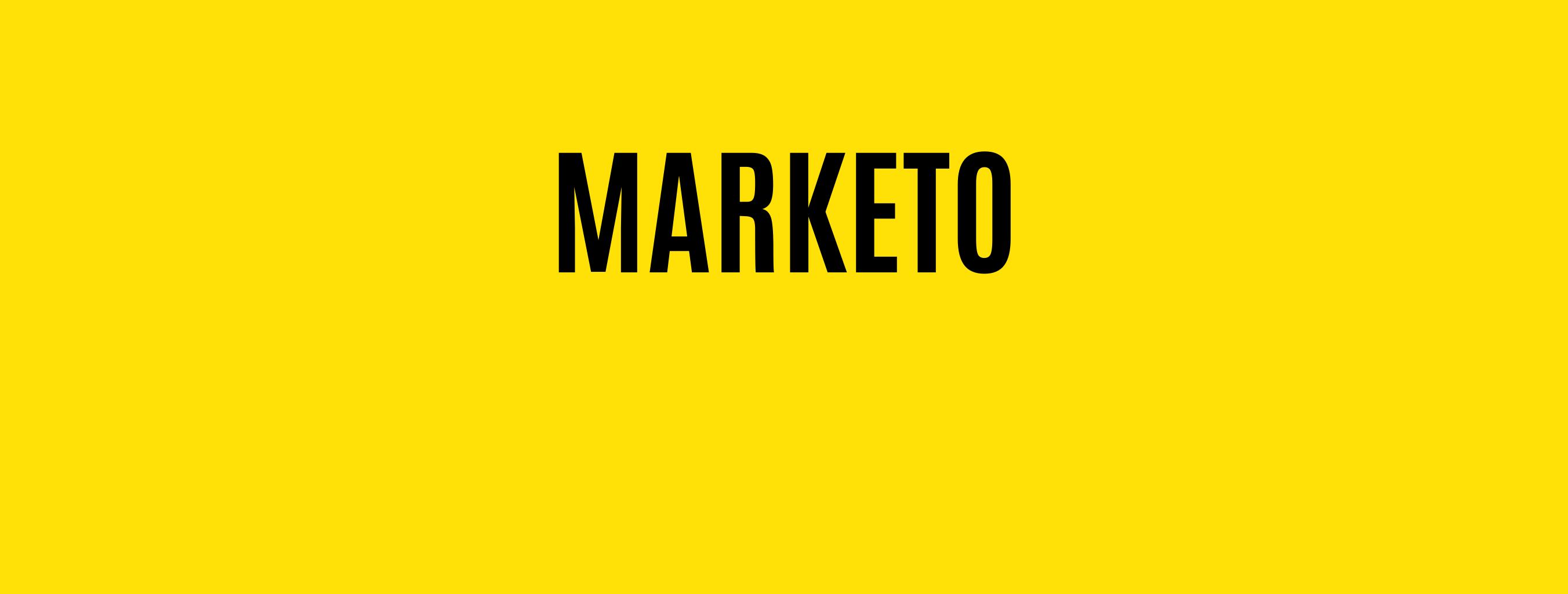 Marketo Marketing Specialists