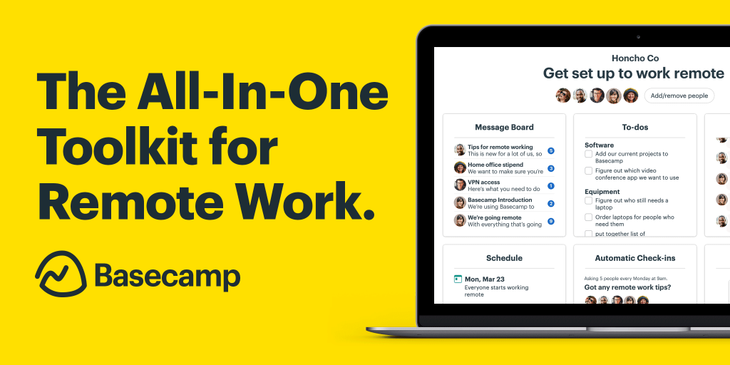 Hire a Basecamp Productivity Manager