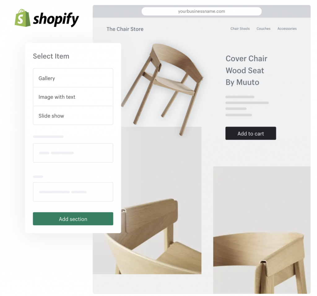 Shopify Ecommerce & Online Store